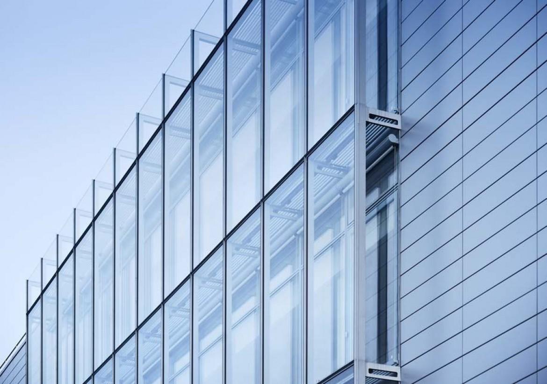 Curtain Wall Framing : Curtainwall kaca aplikator surabaya