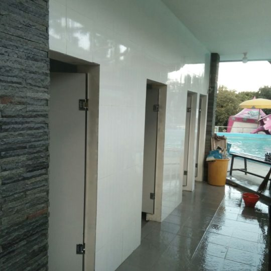 Pintu kamar mandi Penolic Resin