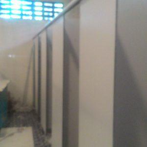 Proyek cubicletoilet ke 3 di kenjeran park area Kid Kingdome