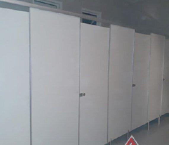 Cubicle Toilet SMA Muhammadiyah 10 Gresik Tahap Ke II