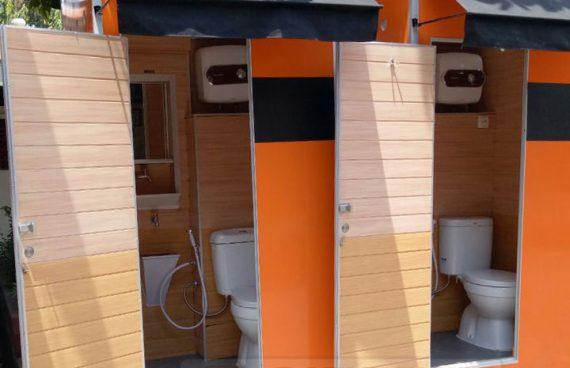 Toilet Portable Deluxe Plus Ke Makam Bung Tomo Surabaya