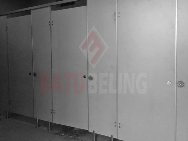 Cubicle Toilet Phenolic Board