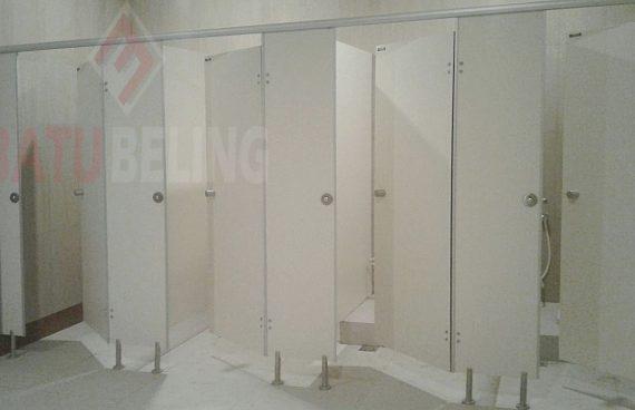 Cubicle Toilet di Jaya Pura - Papua