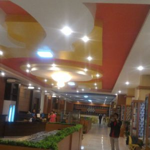 Pemasangan Plafon di Kenjeran Park Surabaya